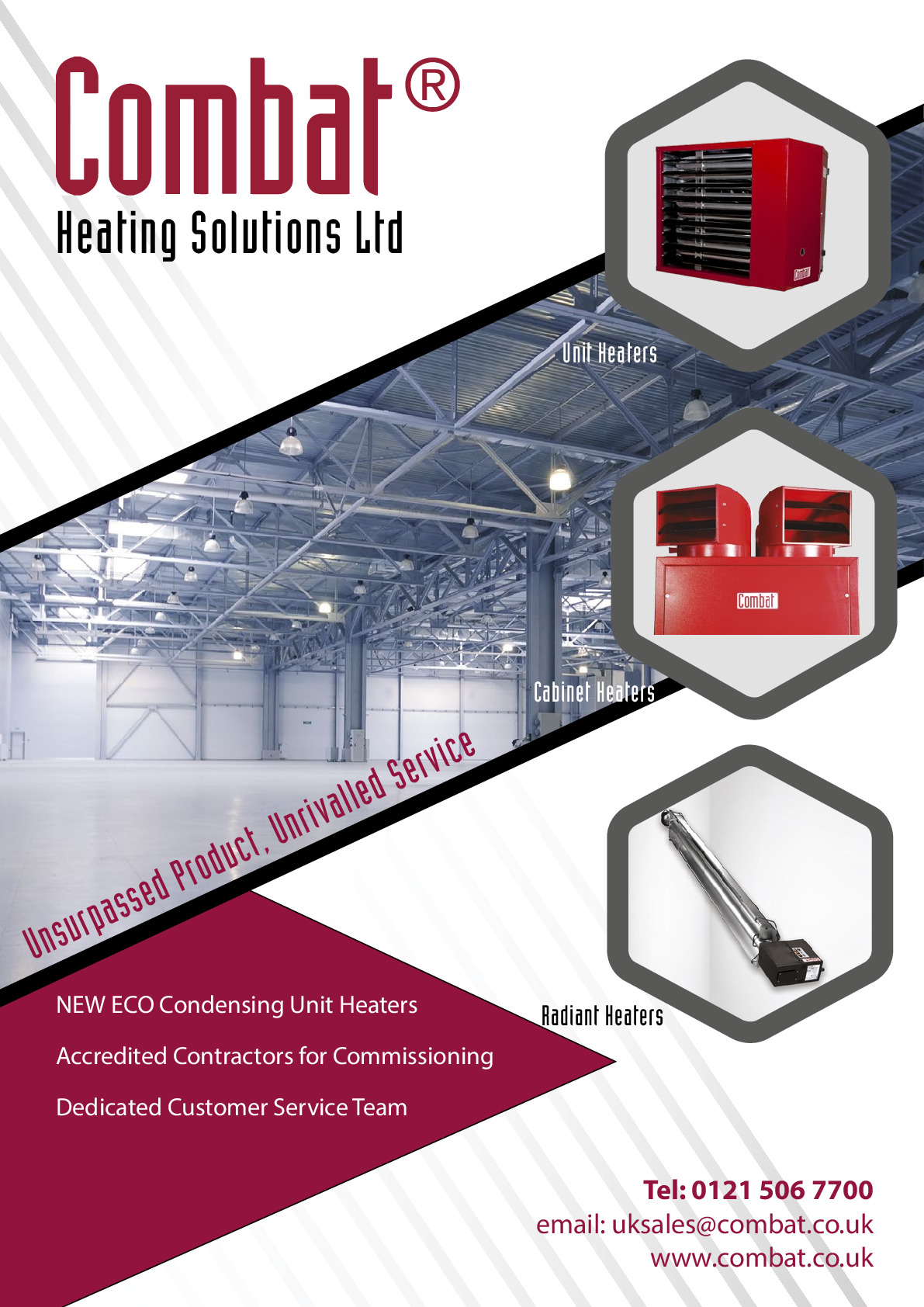 Combat Heating Solutions Ltd advertisement thumbnail