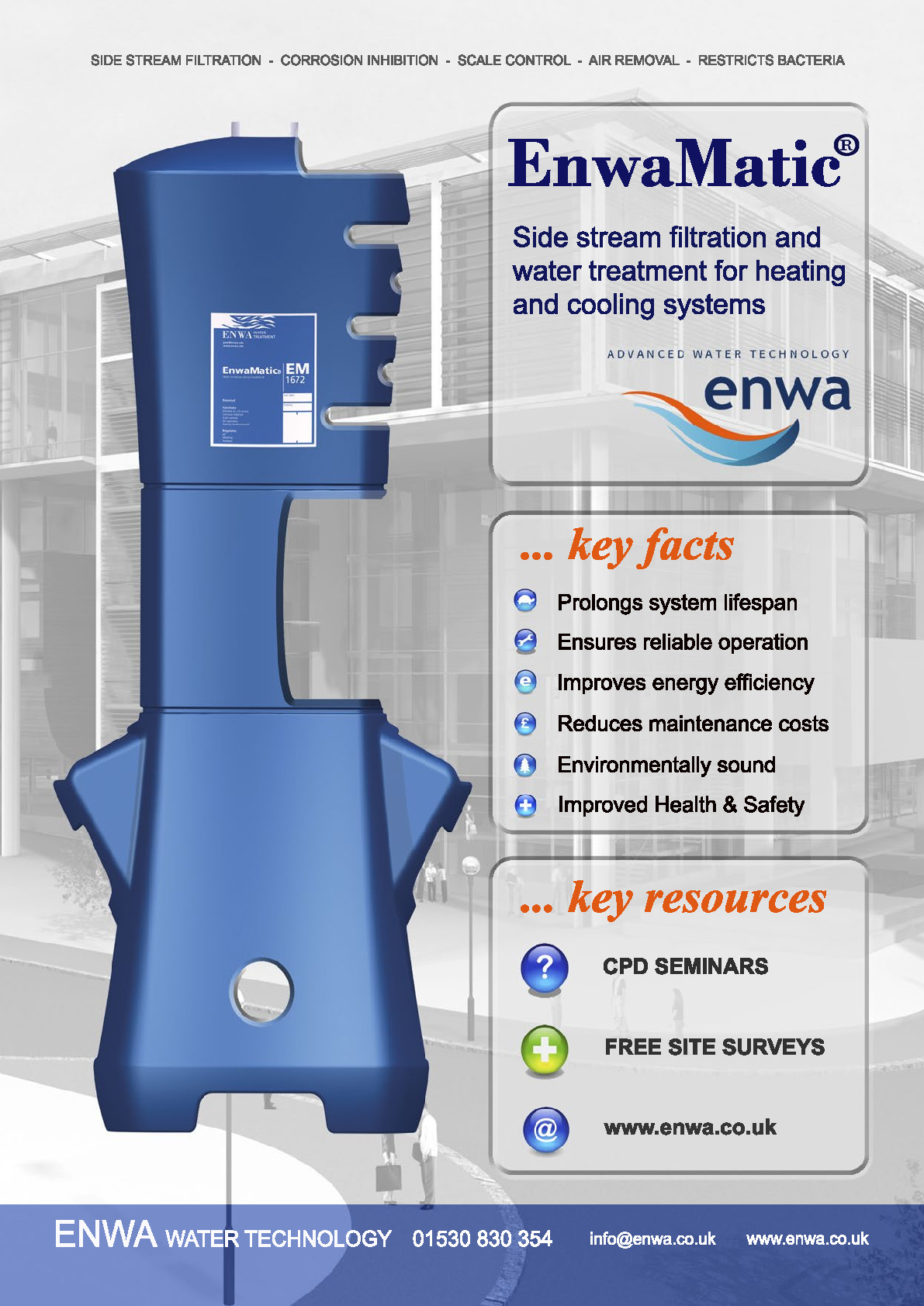 Enwa Water Technology Uk advertisement thumbnail
