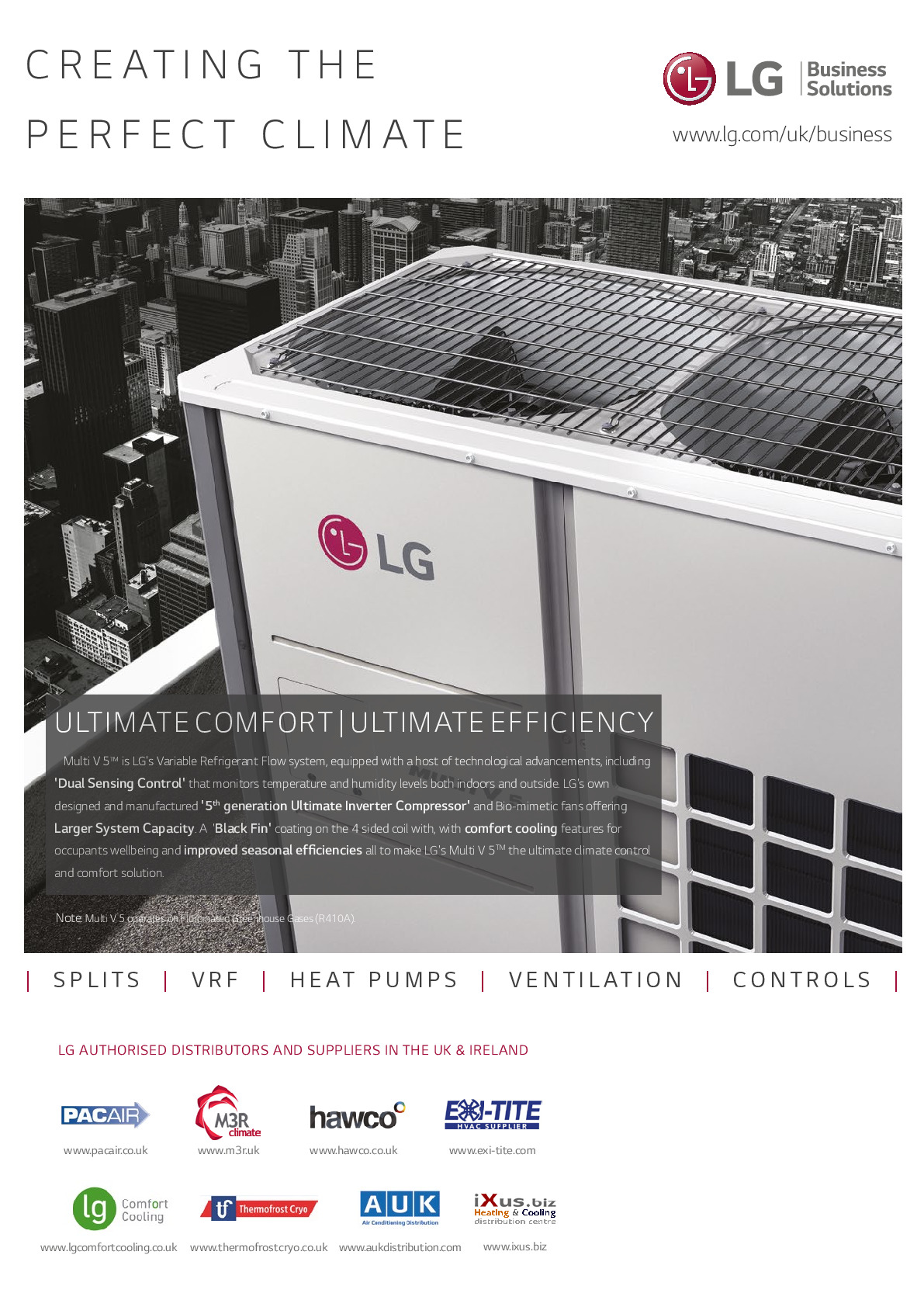 Lg Air Conditioning & Energy Solutions  advertisement 2 thumbnail