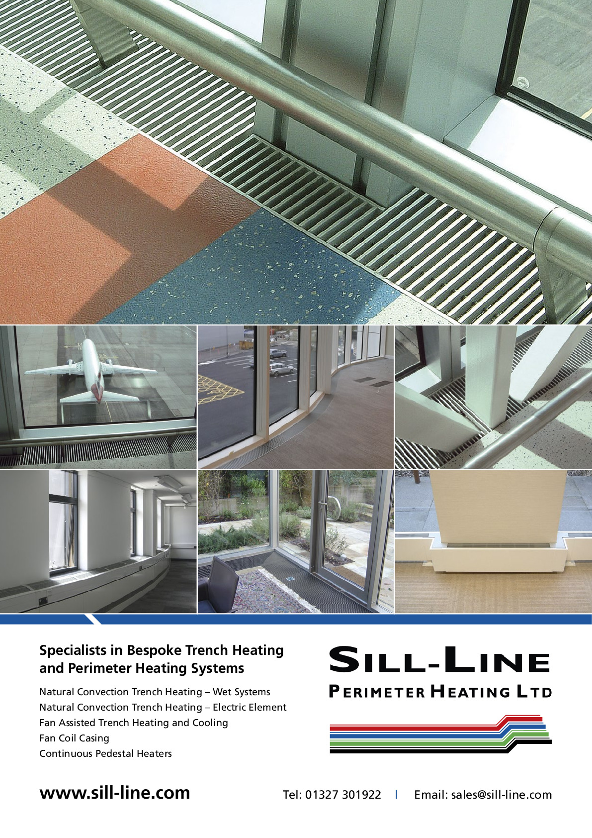Sill-line Perimeter Heating  advertisement thumbnail