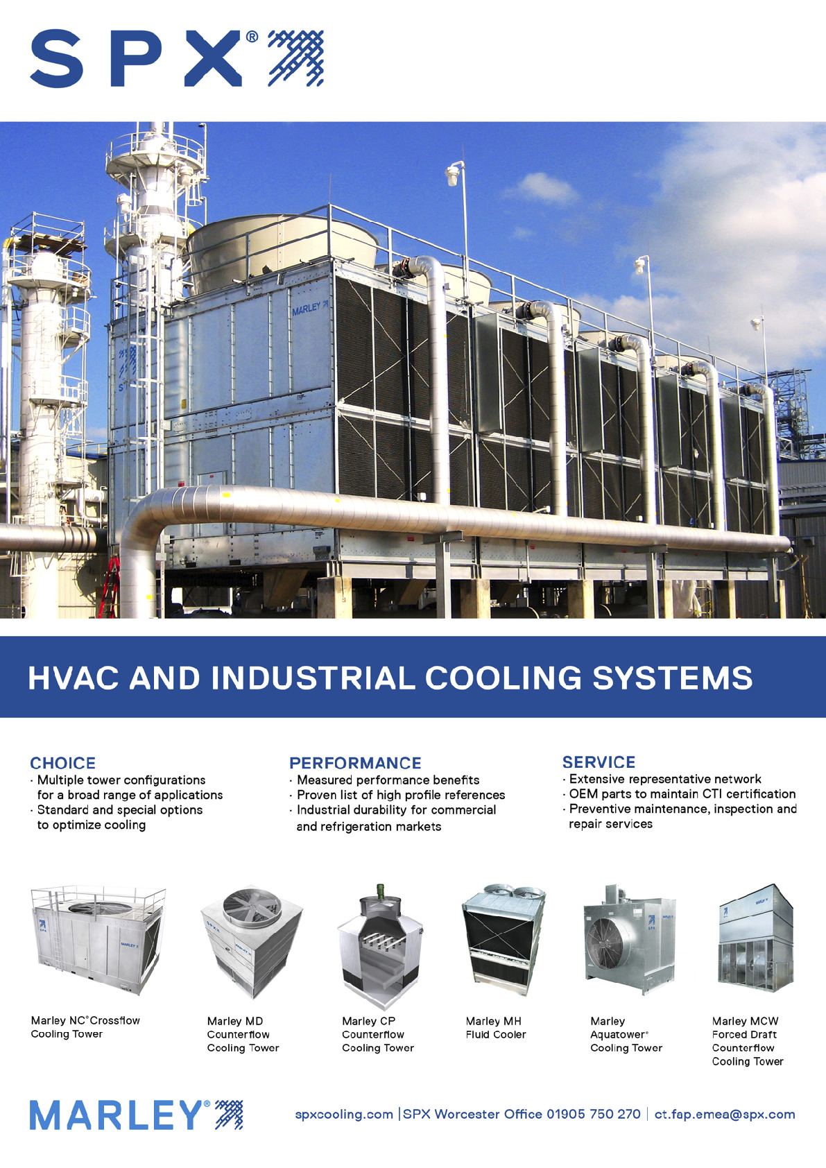 Spx Cooling Technologies Ltd advertisement thumbnail